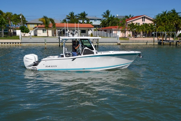 27-ft-Blackfin-2018-272 cc-High 5 St Pete Beach Florida United States  yacht for sale