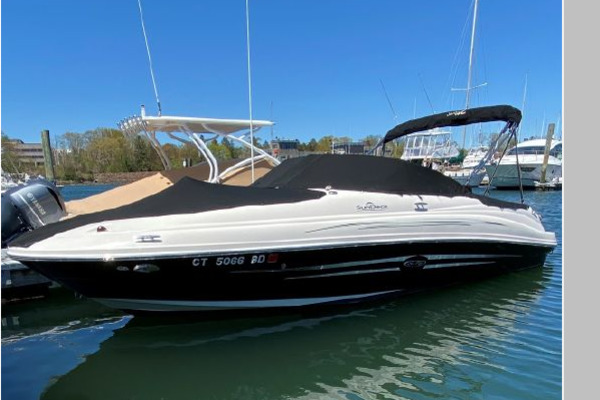 23-ft-Sea Ray-2008-220 Sundeck- Stamford Connecticut United States  yacht for sale