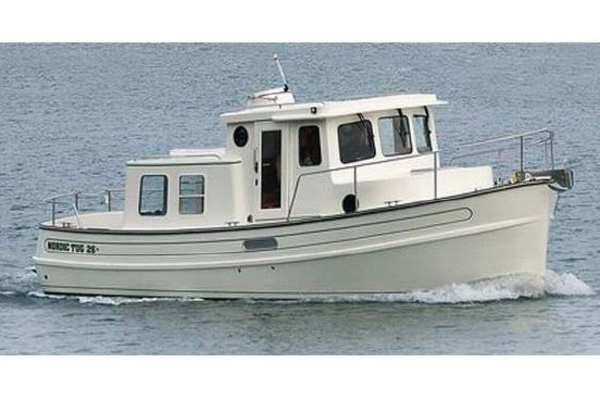 26-ft-Nordic Tugs-2009-26-Windrose San Pedro California United States  yacht for sale