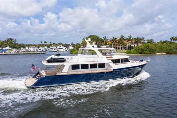 78-ft-Marlow-2006-Explorer- Jupiter Florida United States  yacht for sale
