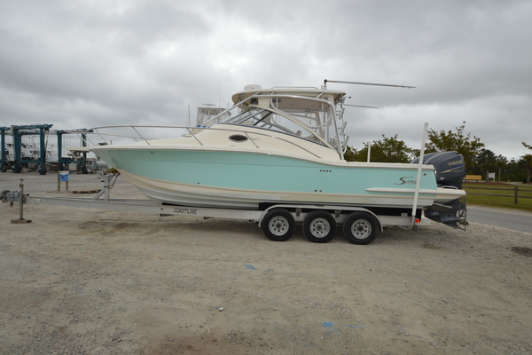 30-ft-Scout-2008-295 Abaco- Beaufort North Carolina United States  yacht for sale