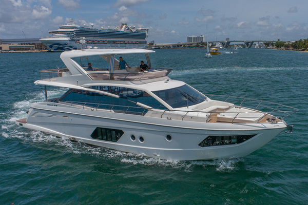 72-ft-Absolute-2016-Flybridge-Stay Cool Fort Lauderdale Florida United States  yacht for sale