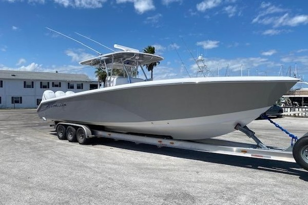 39-ft-Venture-2007--THE DASH Fort Pierce Florida United States  yacht for sale