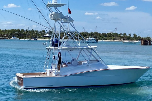 35-ft-Predator-2001--TEQUILA FOR 2 Singer Island Florida United States  yacht for sale