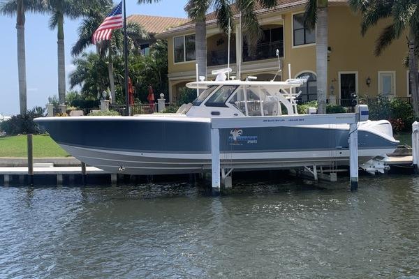 40-ft-Pursuit-2017-S 408-No Off Season Sports Punta Gorda  Florida United States  yacht for sale