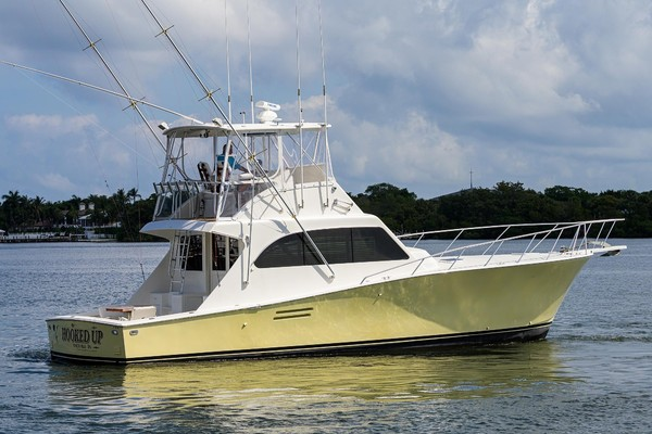 46-ft-Post-1996-- Palm Beach Gardens Florida United States  yacht for sale