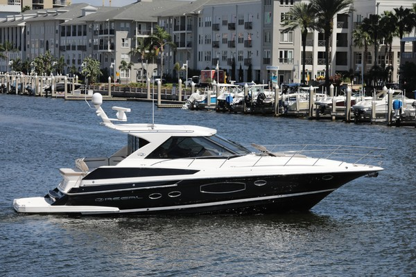 46-ft-Regal-2016-460 Sport Coupe-Come Together Treasure Island Florida United States  yacht for sale