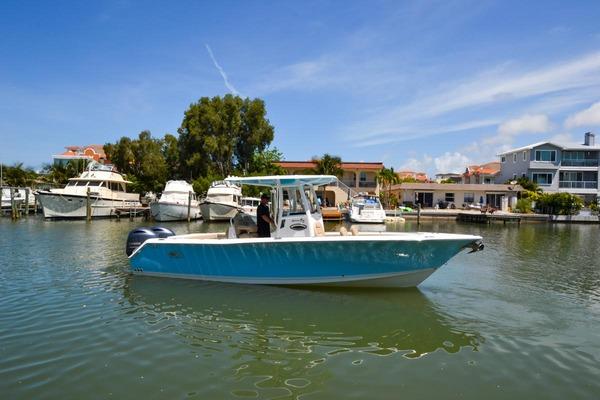 27-ft-Sea Hunt-2015-27 Gamefish- Redington Shores Florida United States  yacht for sale