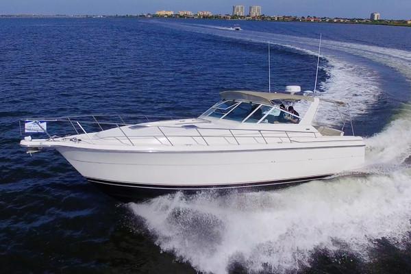 40-ft-Tiara Yachts-1994-4000 Express-Nauti Time Palmetto Florida United States  yacht for sale
