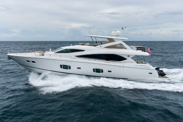 88' Sunseeker  2010   Splashed Out