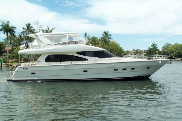 2003Horizon 62 ft Sport Yacht   UNBRIDLED