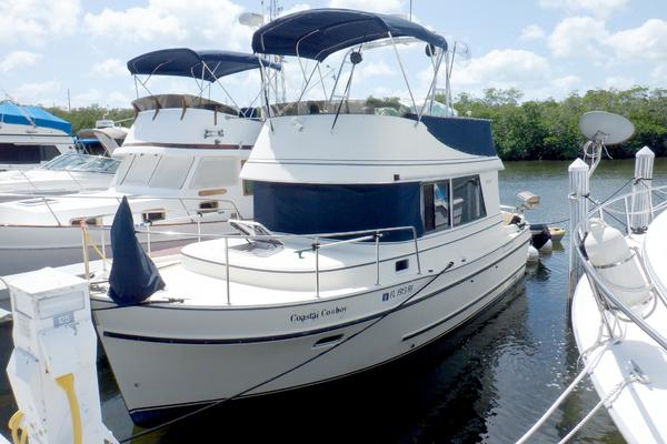 31-ft-Camano-2003-31 Troll-Coastal Cowboy Moore Haven Florida United States  yacht for sale