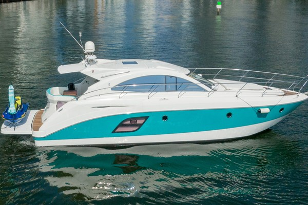 Picture Of a 2010 Beneteau 54 Monte Carlo Motor Yachts