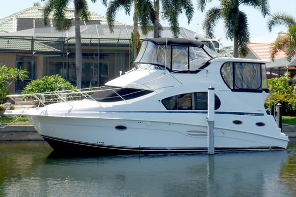 35-ft-Silverton-2003-352 Motor Yacht-The Office Punta Gorda Florida United States  yacht for sale