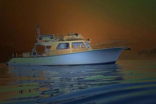 46-ft-Newton-2003-46 Dive Special-Diamond Diver Jacksonville Florida United States  yacht for sale