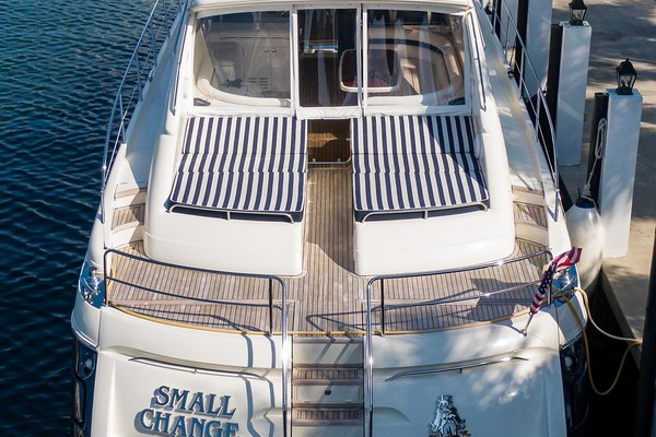 Princess Viking Sport Crusier 65 - Small Change - Profile