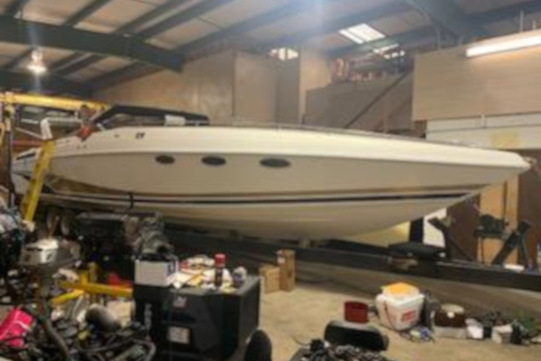 42-ft-Baja-1990-420-Stanley Stallion Green Cove Springs Florida United States  yacht for sale