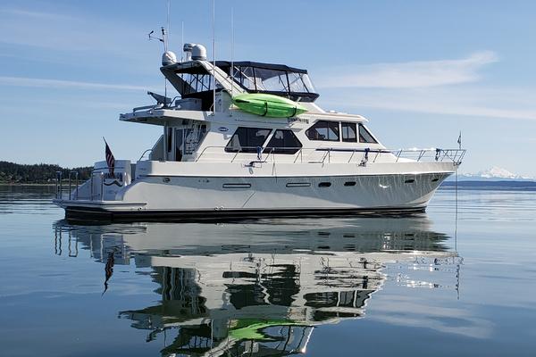 57-ft-Symbol-2001-557PH-Dominion Everett Washington United States  yacht for sale