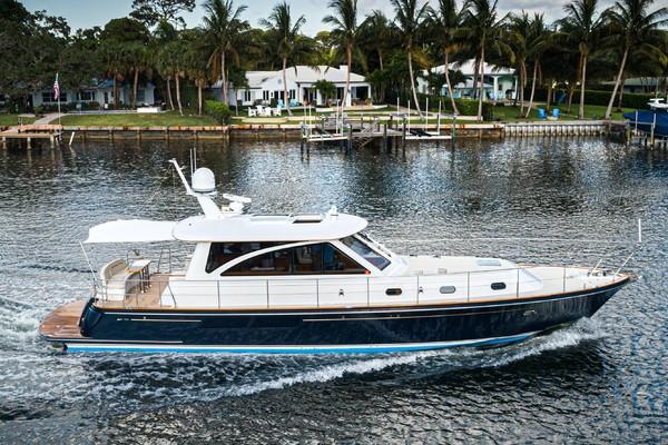 52-ft-Hunt Yachts-2009-52 Express-ARCHANGEL Jupiter Florida United States  yacht for sale