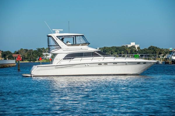 48-ft-Sea Ray-1998-Sedan Bridge-Obsession Daytona Beach Florida United States  yacht for sale