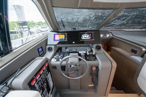 2018Ferretti Yachts 55 ft 550   BEBA