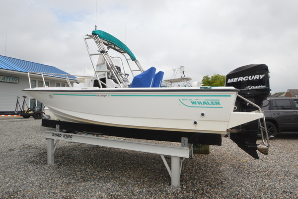 21-ft-Boston Whaler-1995-21 Outrage- Hampton Virginia United States  yacht for sale