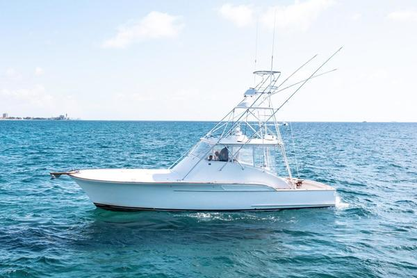 48-ft-Buddy Davis-2005-Express-FREE SPOOL Hillsboro Beach Florida United States  yacht for sale