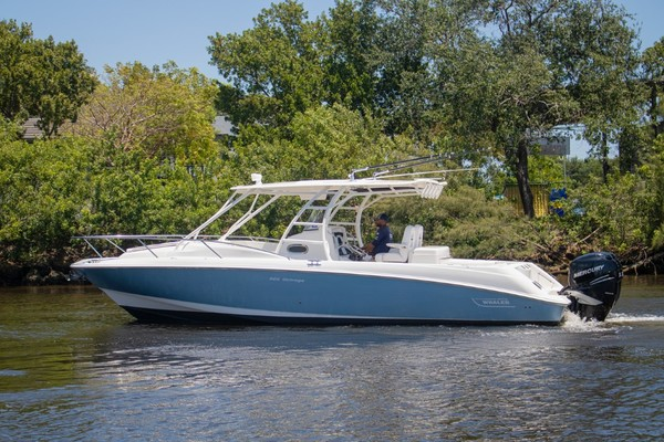 32-ft-Boston Whaler-2015--  Florida United States  yacht for sale