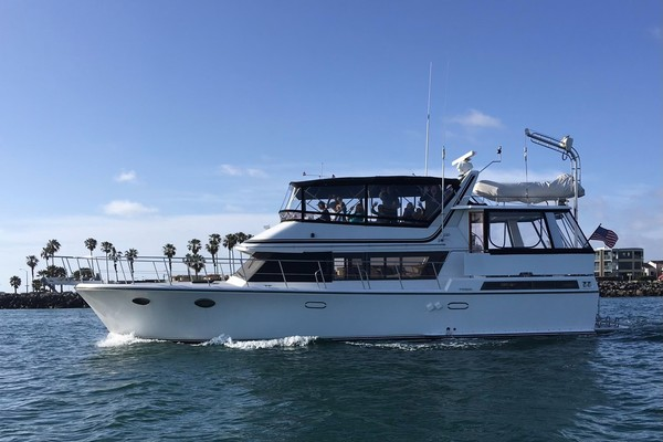 51-ft-Symbol-1987-Motoryacht-Salute San Diego California United States  yacht for sale