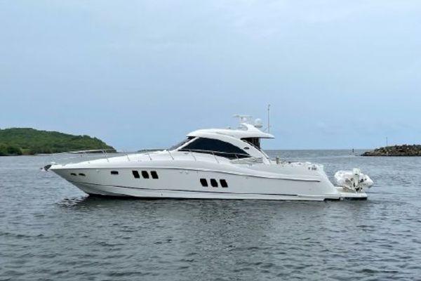 60-ft-Sea Ray-2008-60 Sundancer- Fajardo  Puerto Rico  yacht for sale