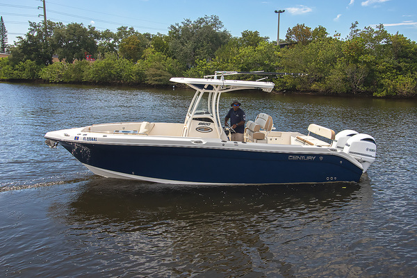 26-ft-Century-2018--  Florida United States  yacht for sale