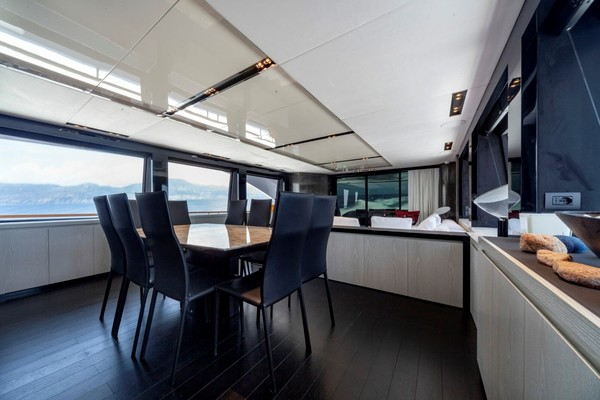 2019PerMare 100 ft Motor Yacht