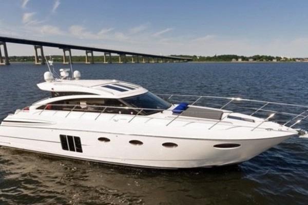 Princess Yachts V52