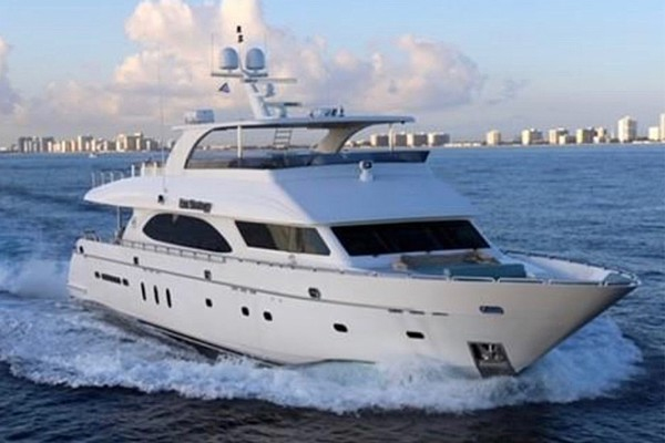 105' Hargrave 105 Motor Yacht 2006   Exit Strategy