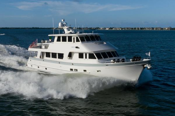 Outer Reef Yachts 860 DBMY- Sky Lounge
