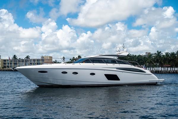 2014Princess 62 ft V62   Invincible