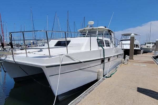 38ft Endeavour Catamaran Yacht For Sale