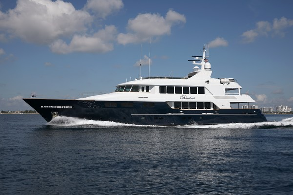146' Trinity Yachts  2004 | Bacchus Name Reserved