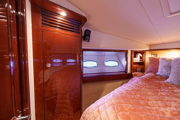 VIP stateroom view 2