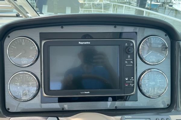 Raymarine GPS/Cart/Radar