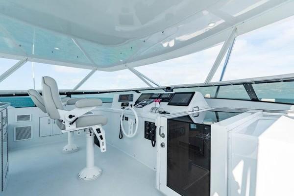 Hatteras 100 - Flybridge