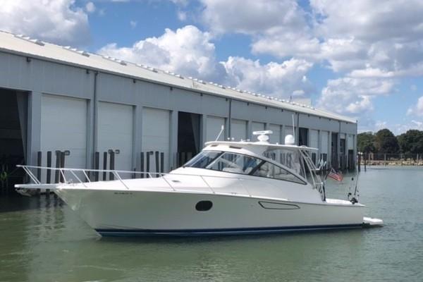 Viking 42 Open - Fuzzy III - Port Profile