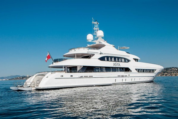 154' Heesen Yachts  2015 | Asya