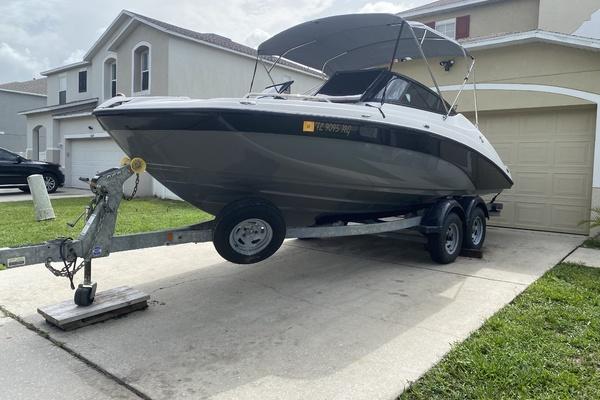 2017 Yamaha Boats SX 210