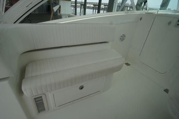 Helm Deck Port