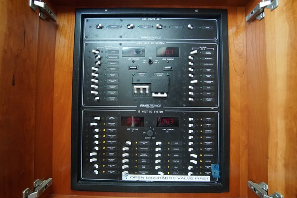 Main Electrical Panel