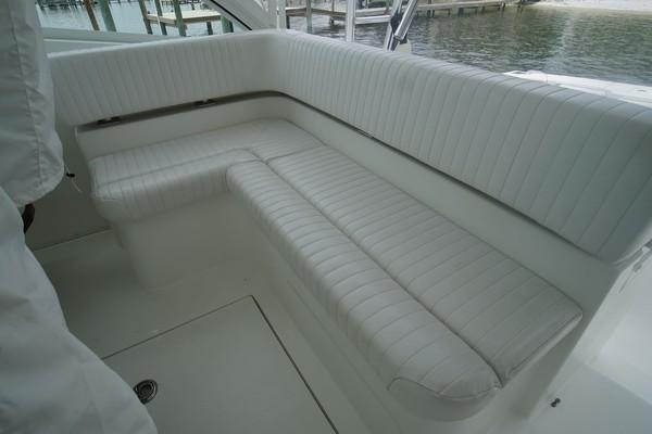 Helm Deck Seating