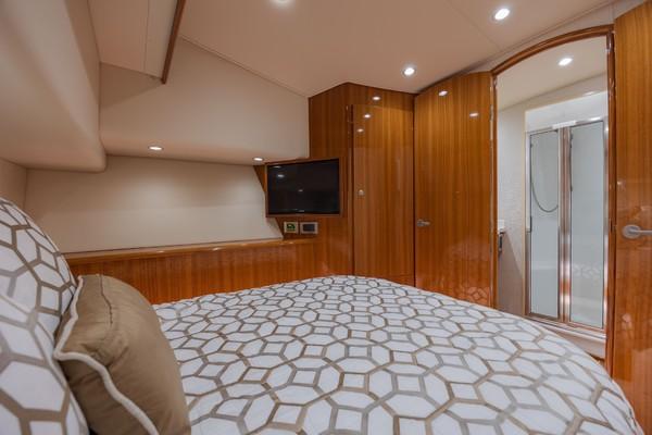 2019 Viking 44 Convertible  Master Stateroom 3