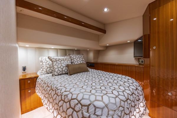 2019 Viking 44 Convertible  Master Stateroom