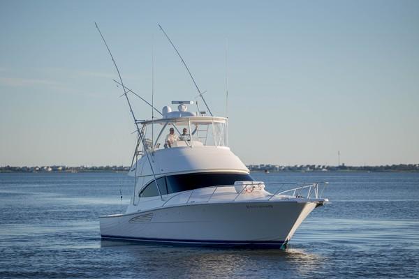 2019 Viking 44 Convertible  Starboard